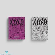 JEON SOMI - THE FIRST ALBUM [XOXO] - Random Ver.