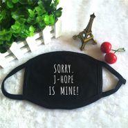 ماسك SORRY J-HOPE IS MINE-37728