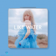 WENDY - Mini Album Vol.1 [Like Water - نسخة Case - بوستر الطلب المسبق مجاني