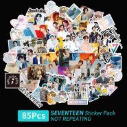 ستيكر SevenTeen (ST - 85 قطعة)
