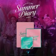BLACKPINK 2021 SUMMER DIARY - [KiT VIDEO + PACKAGE BOX]