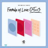 TWICE - Full Album Vol.3 [Formula of Love: O+T=