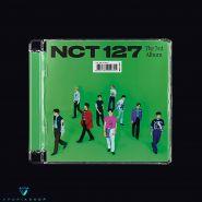 NCT 127 - The 3rd Album [Sticker] (Jewel Case Ver.) - Random Ver.
