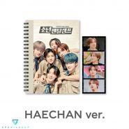 [HAECHAN] Commentary book+film SET - NCT DREAM '소년멘탈캠프'