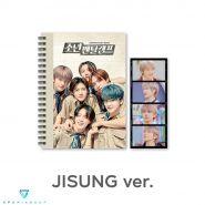 [JISUNG] Commentary book+film SET - NCT DREAM '소년멘탈캠프'
