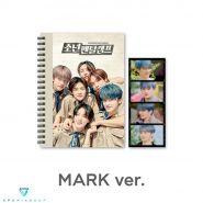 [MARK] Commentary book+film SET - NCT DREAM '소년멘탈캠프