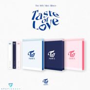 TWICE - Mini Album Vol.10 [Taste of Love] (النسخة العشوائية.)