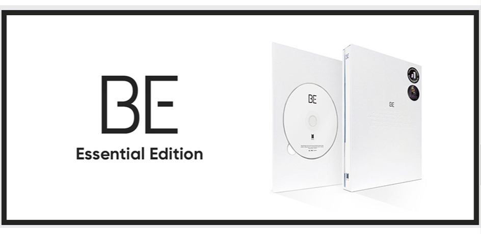BTS - Album [BE (Essential Edition)]
